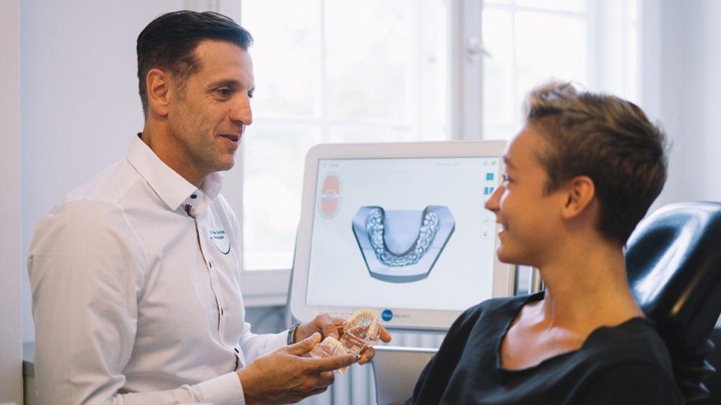 Der neue digitale Zahnabdruck - Jetzt in der Smile-first Praxis
